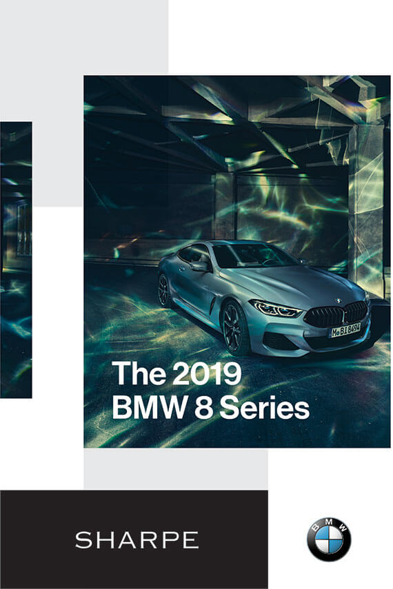 The Sharpe Collection - BMW 8 Ad